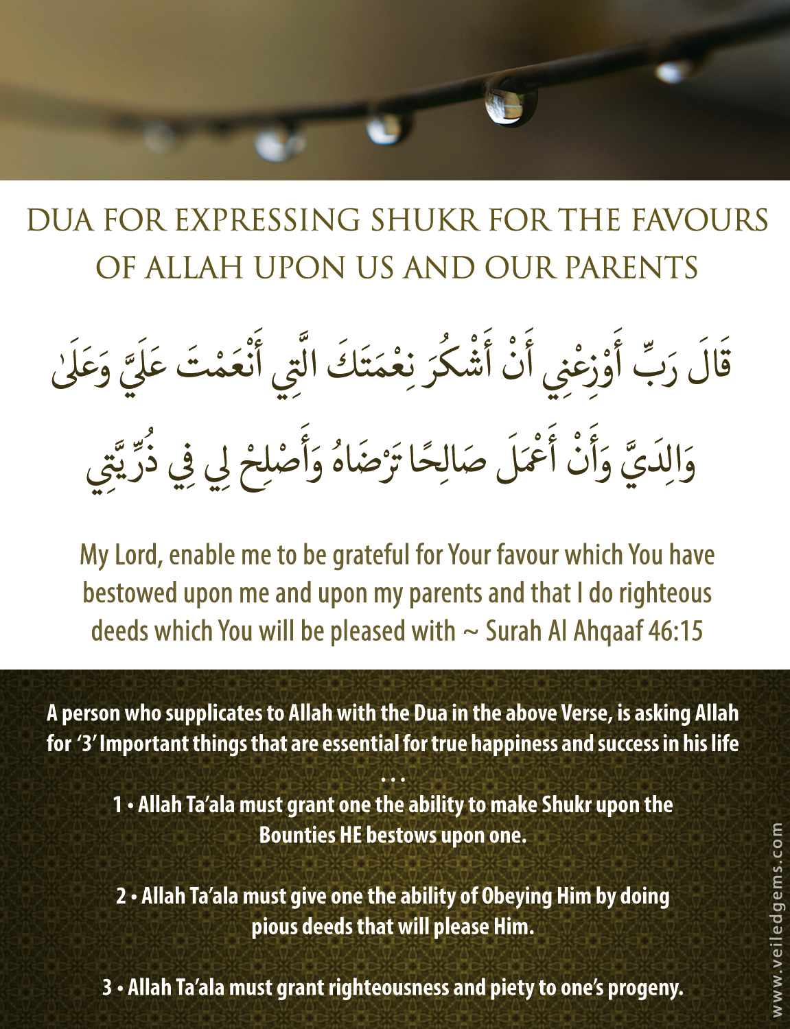 islaah.co.za.Dua.Expressing.Shukr.Favours.Allah.Upon.Us.and.Parents